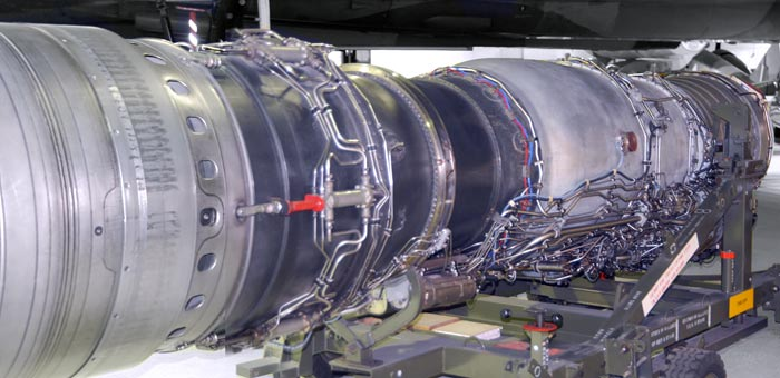 Rolls Royce Olympus Aircraft Engine Pictures Information And