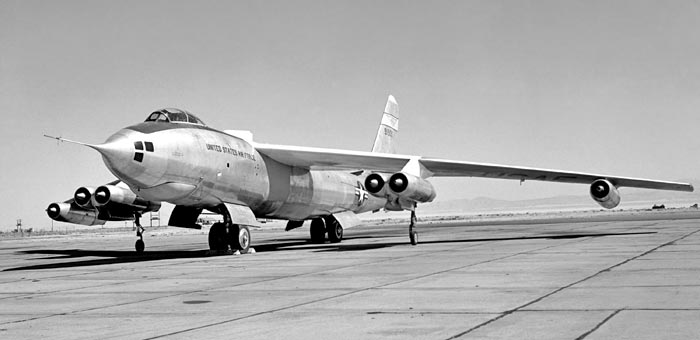 M24a1 Picture of Boeing B-47...