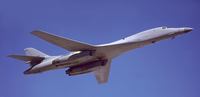 Picture of Boein...B1 Lancer Payload