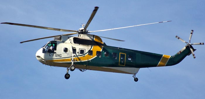 Elicottero S 61 : Picture of sikorsky s n military helicopter and information