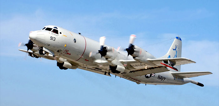 Lockheed P-3 Orion - Specifications - Technical Data / Description