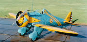 Boeing P-26 Peashooter WWII Fighter