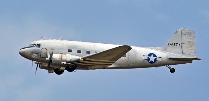 Picture of Douglas C-4...