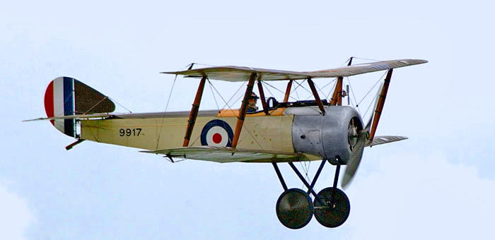 Tuesday Squad Night! - Page 3 Sopwith-pup-ww1-fighter