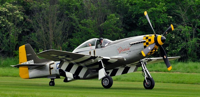North American P51 Mustang variants  Wikipedia